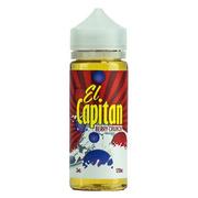 Carter Elixirs El Capitan Berry Crunch 120мл (3мг) - Жидкость для Электронных сигарет (Clone)