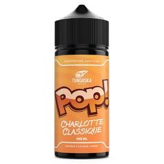 Tunguska POP Charlotte Classique 100мл (3мг) - Жидкость для Электронных сигарет