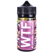 Chellab WTF Blueberry Cinnabun 100мл (3мг) - Жидкость для Электронных сигарет