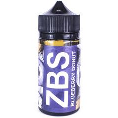 Chellab ZBS Blueberry Donut 100мл (3мг) - Жидкость для Электронных сигарет