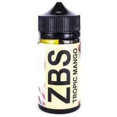 Chellab ZBS Tropic Mango 100мл (3мг) - Жидкость для Электронных сигарет