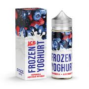 Frozen Yoghurt Лесные ягоды - Черника 120мл (0) - Жидкость для Электронных сигарет