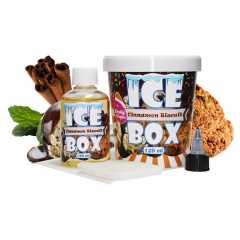 Ice Box Cinnamon Biscuit 120мл (3мг) - Жидкость для Электронных сигарет