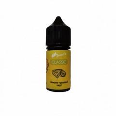 Classic Salt Hard Лимонно-грушевый пирог 30мл (20) - Жидкость для Электронных сигарет