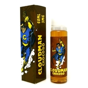 Cloudman Chocobo 60мл (3мг) - Жидкость для Электронных сигарет