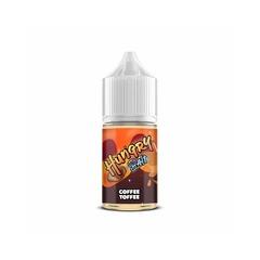 HUNGRY SALT Coffe Toffee 30мл (25мг) - Жидкость для Электронных сигарет
