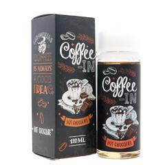 Coffee-In Hot Chocolate 120мл (3мг) - Жидкость для Электронных сигарет