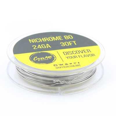 Coil Art Nichrome 80 - Катушка 24ga (0,5 мм) 10м