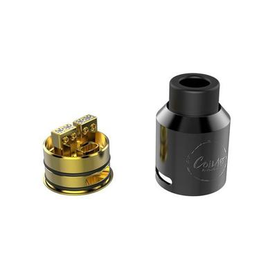 Механический Мод Coil ART Mage Box Tricker + Mage RDA (Черный)