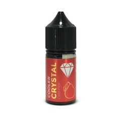 Cooler Crystal Strong Salt Clear Pear 30мл (20) - Жидкость для Электронных сигарет
