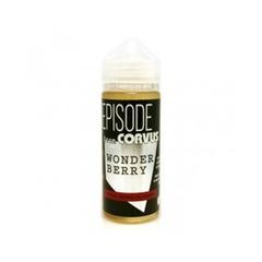 Corvus Episode Wonderberry 120мл (3мг) - Жидкость для Электронных сигарет