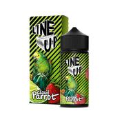 Line Up Cloud Parrot Rell 100ml (0мг) - Жидкость для Электронных сигарет