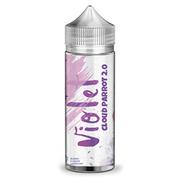 Cloud Parrot Violet 120мл (3мг) - Жидкость для Электронных сигарет