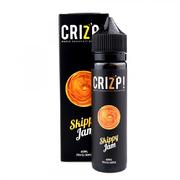 Crizp! Skippy Jam 60мл (3мг) - Жидкость для Электронных сигарет