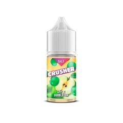 Crusher Apple Bubblegum Salt 30мл (20мг) - Жидкость для Электронных сигарет