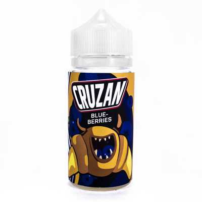 Cruzan Blueberries 100мл (3мг) - Жидкость для Электронных сигарет