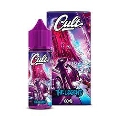 CULT The Legend 60ml (0мг) - Жидкость для Электронных сигарет