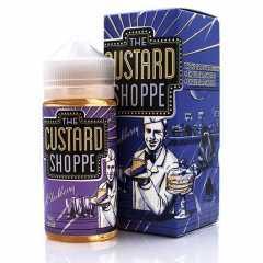 The Custard Shoppe Blackberry 100мл (3мг) - Жидкость для Электронных сигарет
