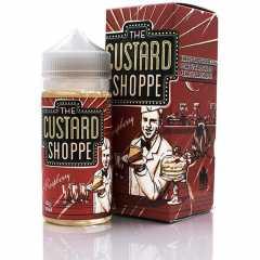 The Custard Shoppe Raspberry 100мл (3мг) - Жидкость для Электронных сигарет
