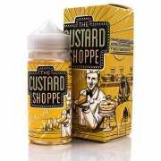 The Custard Shoppe Butterscotch 100мл (3мг) - Жидкость для электронных сигарет (Clone)