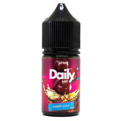 Daily Salt Cherry Cola 30мл (25мг) - Жидкость для Электронных сигарет