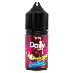 Daily Salt Cherry Cola 30мл (50мг) - Жидкость для Электронных сигарет