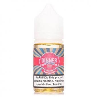 Dinner lady Salt Watermelon Slices 30ml (30мг) - Жидкость для Электронных сигарет
