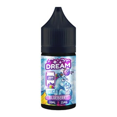 Dream Ice Salt Blueberry 30мл (25мг) - Жидкость для Электронных сигарет