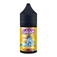 Dream Ice Salt Lemon 30мл (25мг) - Жидкость для Электронных сигарет