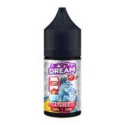 Dream Ice Salt Lychee 30мл (20) - Жидкость для Электронных сигарет