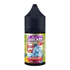 Dream Ice Salt Strawberry 30мл (25мг) - Жидкость для Электронных сигарет