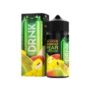 Drnk Delicious Mango Pear Lemonade 100мл (3мг) - Жидкость для Электронных сигарет