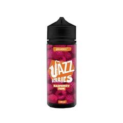 Jazz Berries Raspberry Funk 120ml (3мг) - Жидкость для Электронных сигарет