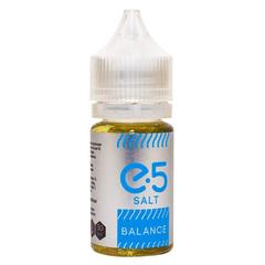 E5 Salt Balance 30мл (36мг) - Жидкость для Электронных сигарет