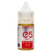 E5 Salt Chip 30мл (36мг) - Жидкость для Электронных сигарет
