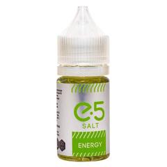 E5 Salt Energy 30мл (36мг) - Жидкость для Электронных сигарет