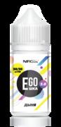 EGO POD 2.0 Дыня 30ml (12мг) - Жидкость для Электронных сигарет