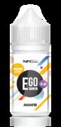 EGO POD 2.0 Манго 30ml (18) - Жидкость для Электронных сигарет