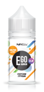 EGO POD 2.0 Персик+Груша 30ml (18мг) - Жидкость для Электронных сигарет