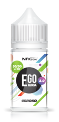 EGO POD 2.0 Яблоко 30ml (18мг) - Жидкость для Электронных сигарет