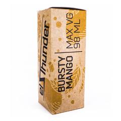 El Thunder Bursty Mango 100мл (0мг) - Жидкость для Электронных сигарет