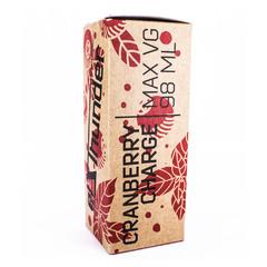 El Thunder Cranberry Charge 100мл (0мг) - Жидкость для Электронных сигарет