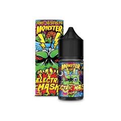 Monster Salt Electric Mash 30мл (20мг) - Жидкость для Электронных сигарет