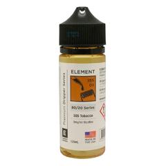 Element 555 Tobacco 120мл (3мг) - Жидкость для Электронных сигарет