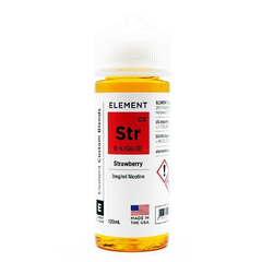 Element Strawberry 120мл (3мг) - Жидкость для Электронных сигарет