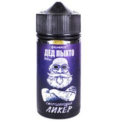 Elmerck Дед Пыхто Смородиновый Ликер 100мл (3мг) - Жидкость для Электронных сигарет