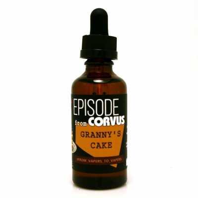 Corvus Episode Grannys Cake 50мл (3) - Жидкость для Электронных сигарет