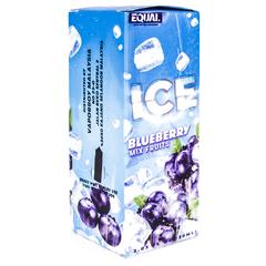 Equal Ice Blueberry Mix Fruits 120мл (3мг) - Жидкость для Электронных сигарет (Clone)