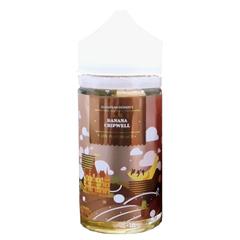 European Desserts Banana Cripwell 100мл (3мг) - Жидкость для Электронных сигарет