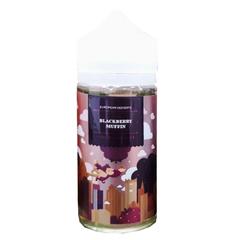 European Desserts BlackBerry Muffin 100мл (3мг) - Жидкость для Электронных сигарет